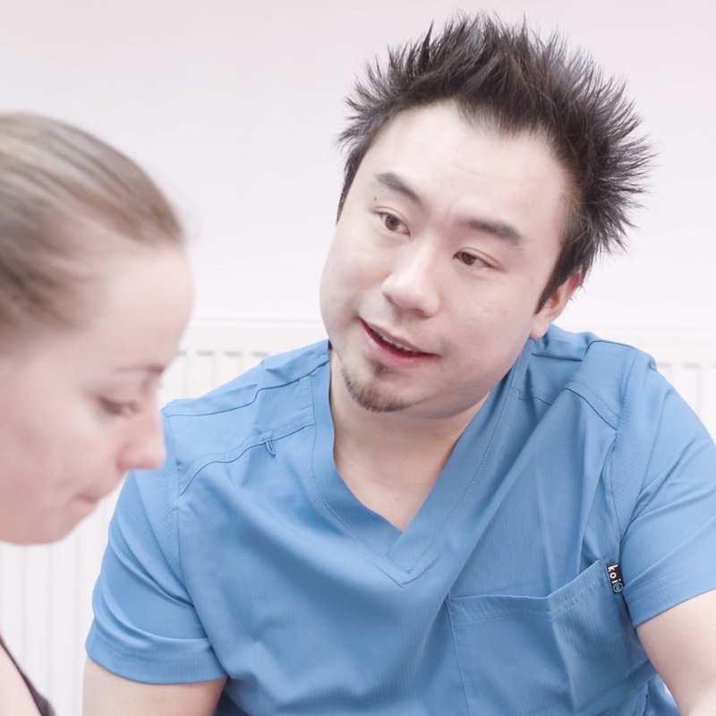 Dr Jason  Wong